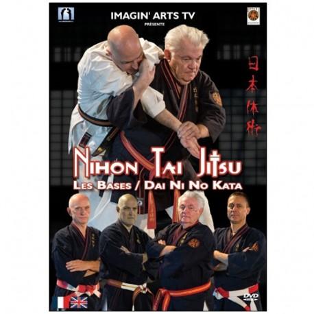 Nihon Tai Jitsu, Vol.3 les bases et Dai Ni No Kata - Roland Hernaez