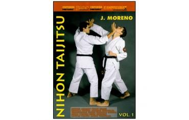 Nihon Taijitsu, défense contre saisies frontales Vol.1 - J. Moreno