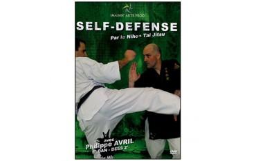 Self-Défense par le Nihon Tai Jitsu - P Avril