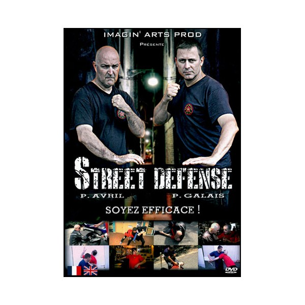 Street Defense soyez efficace - Avril & Galais