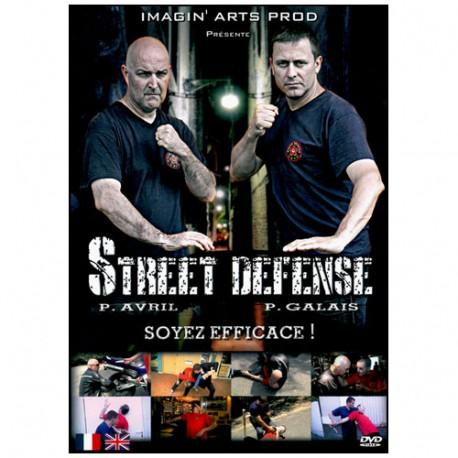 Street Defense soyez efficace - Avril & Galais