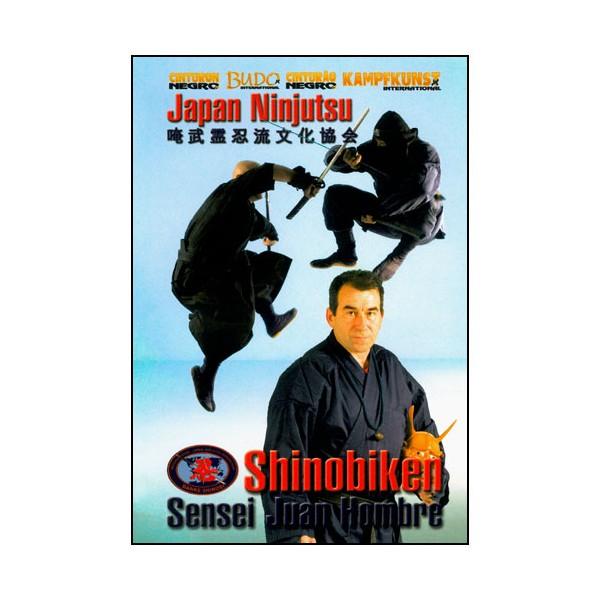 Japan Ninjutsu shinobiken - Juan Hombre