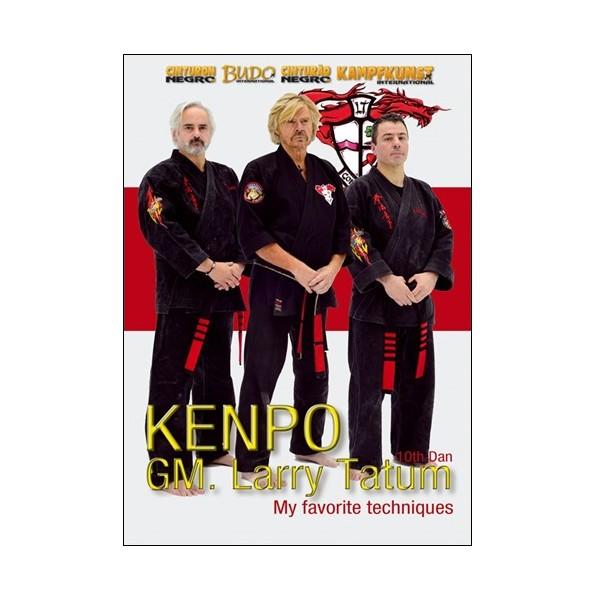 Kenpo GM, mes techniques favorites - Larry Tatum