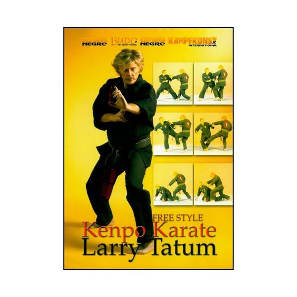 Kenpo Karate, Free Style - Larry Tatum