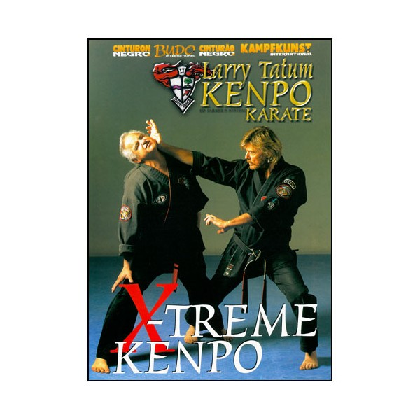 Kenpo Karate, X-treme Kenpo - Larry Tatum