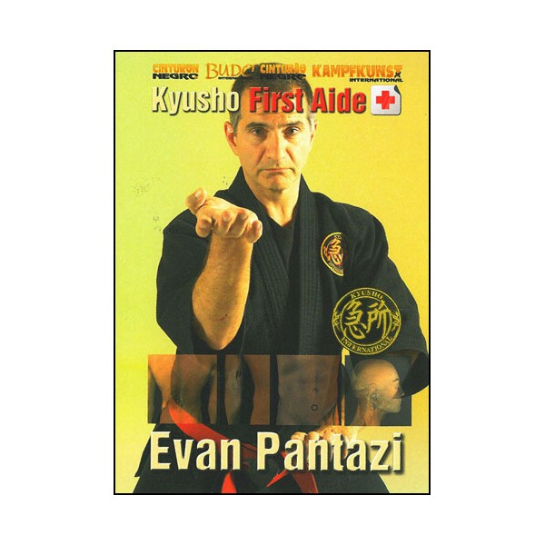 Kyusho  Vol.19, First Aide - Evan Pantazi