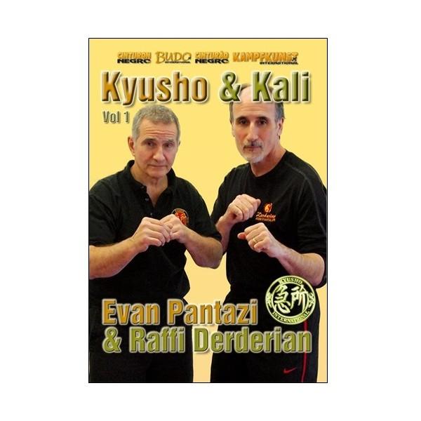 Kyusho & Kali Vol.1 - Evan Pantazi / Raffi Derderian