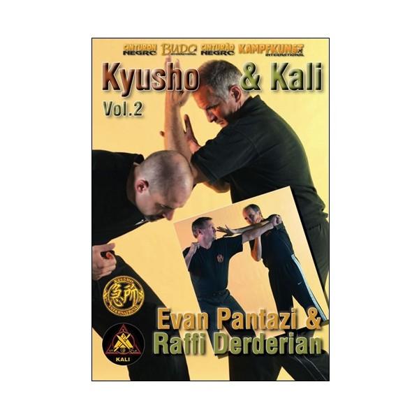 Kyusho & Kali Vol.2 - Evan Pantazi / Raffi Derderian
