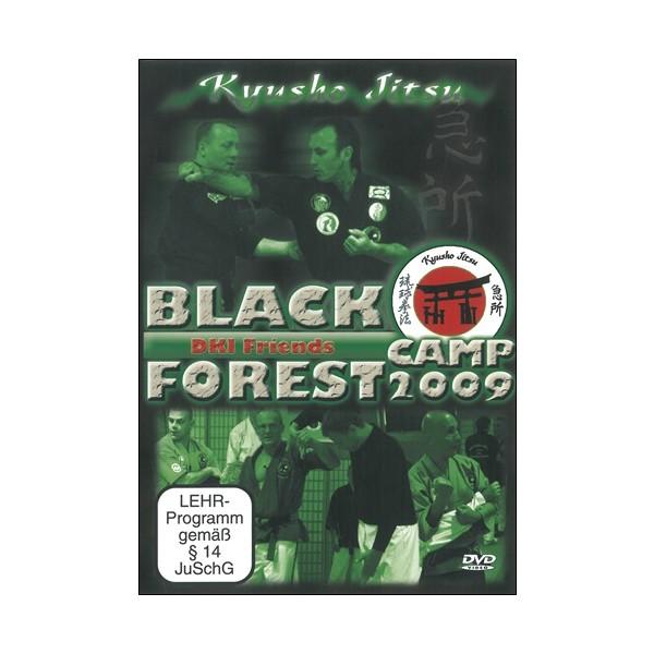 Kyusho Jitsu Black forest camp 2009 - Instructors of the D.K.I (angl)