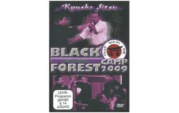 Kyusho Jitsu Black forest camp 2009 - Ke Smith (angl)