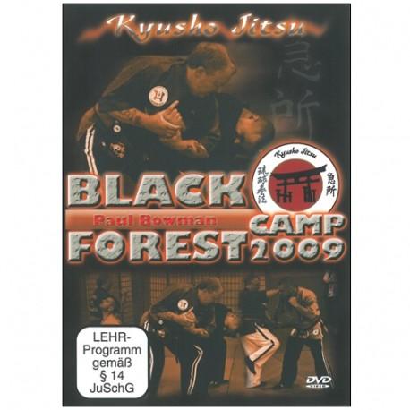 Kyusho Jitsu Black forest camp 2009 - Paul Bowman (angl)