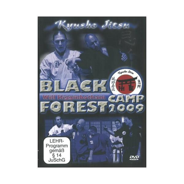 Kyusho Jitsu Black forest camp 2009 - Will Higginbotham (angl/all)