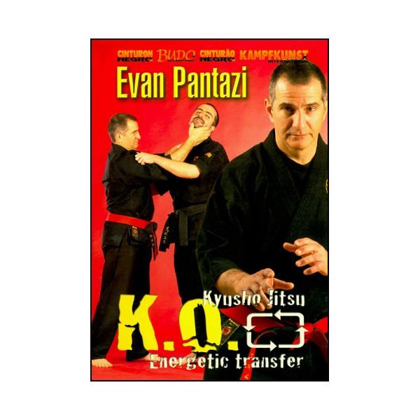 Kyusho Jitsu KO, energetic transfer - Evan Pantazi