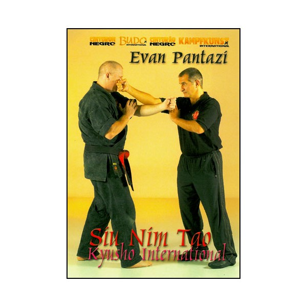 Kyusho Jitsu Vol.12, Siu Nim Tao - Evan Pantazi
