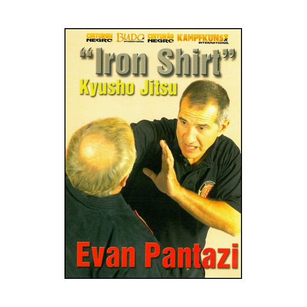 Kyusho Jitsu Vol.13, Iron Shirt  - Evan Pantazi