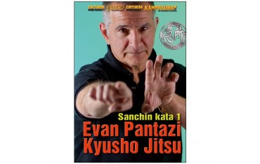 Kyusho Jitsu Vol.23 Sanchin Kata 1 - Eva n Pantazi