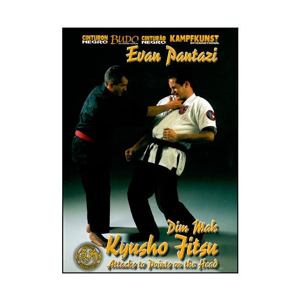 Kyusho Jitsu Vol.3, points vitaux de la tête - Evan Pantazi