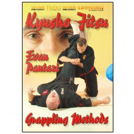 Kyusho Jitsu Vol.7, grappling methods - Evan Pantazi