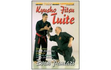 Kyusho Jitsu Vol.8, clés aux articulations - Evan Pantazi