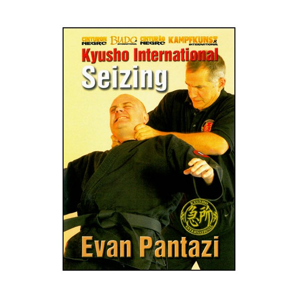 Kyusho international. Vol.18, Seizing  - Evan Pantazi