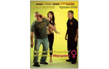 Kyusho self protection pour les femmes - Evan Pantazi