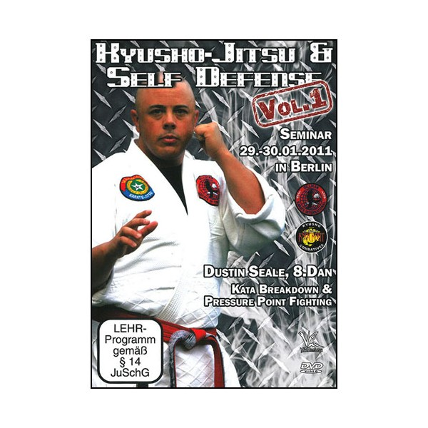 Kyusho-Jitsu & Self Defense Vol.1 - D Seale