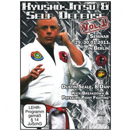 Kyusho-Jitsu & Self Defense Vol.1 - D Seale