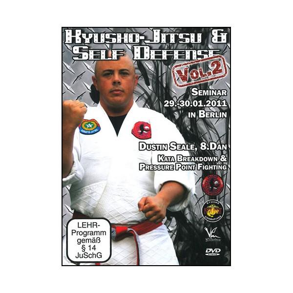Kyusho-Jitsu & Self Defense Vol.2 - D Seale