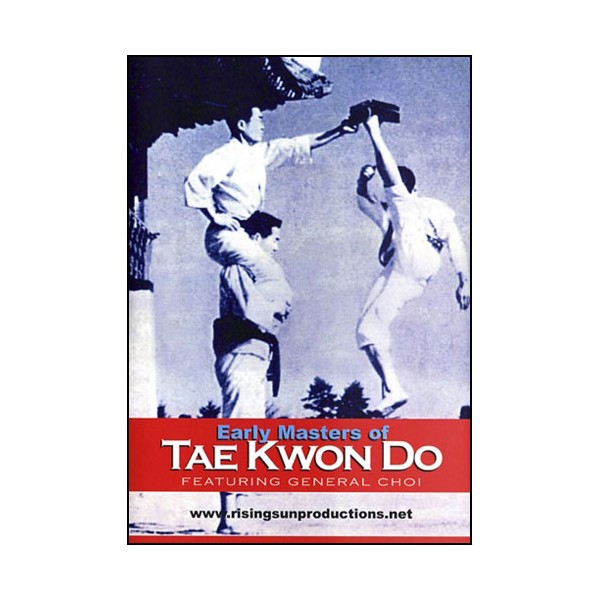 Early Master of Tae Kwon Do