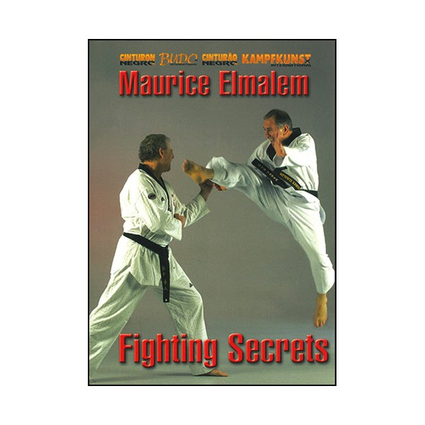 Fighting Secrets Taekwondo - Maurice Elmalem