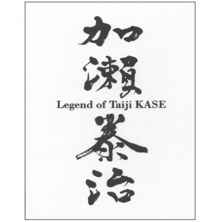 Legend of Taiji KASE (+ 2dvd) - Yumiko Kase (Angl/Français/Italien)