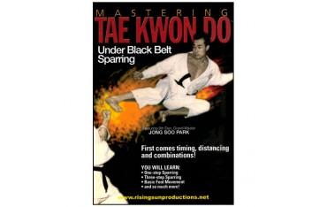 Mastering Tae Kwon Do : under black belt sparring - Jong Soo Park