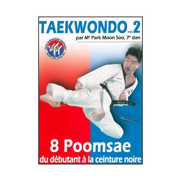 Taekwondo Vol.2, 8 Poomsae - Park Moon Soo
