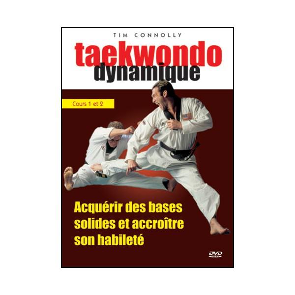 Taekwondo dynamique (cours 1 et 2)  - Connolly