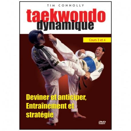 Taekwondo dynamique (cours 3 et 4)  - Connolly