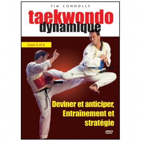 Taekwondo dynamique (cours 5 et 6)  - Connolly