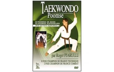 Taekwondo, 16 poomse - Roger Piarulli