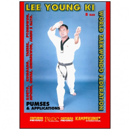 Taekwondo, Pumses & applications - Lee Young Ki