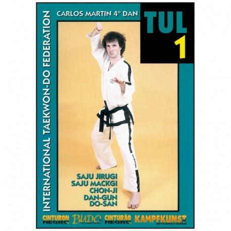 Taekwondo, Tul 1 - Carlos Martin