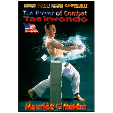 The power of Combat Taekwondo - Maurice Elmalem