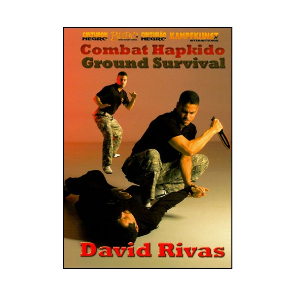 Combat Hapkido ground survival - David Rivas