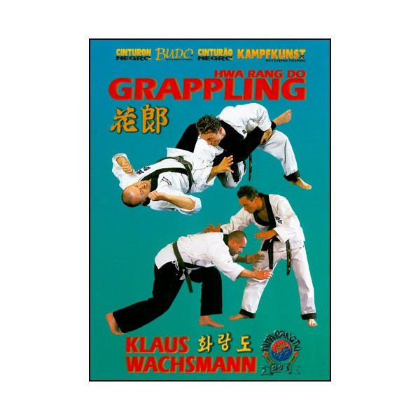 Hwa Rang Do vol.2, Grappling - Klaus Wachsmann