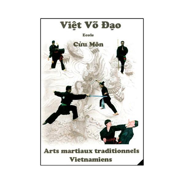 Viet Vo Dao, école Cuu Mon - André Gazur