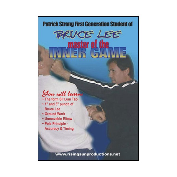 Bruce Lee master of the Game - P Strong