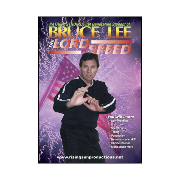 Bruce Lee the lord of Speed - P Strong