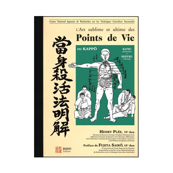 Points de vie, l'art sublime et ultime - Henry Plée