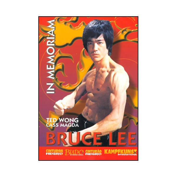 Bruce Lee, hommage - Ted Wong / Cass Magda (esp/all)