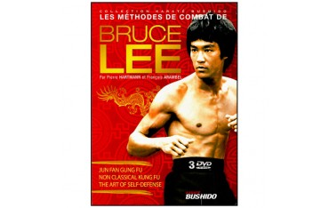 Coffret Bruce Lee - les méthodes de combat (3 DVD) - Arambel