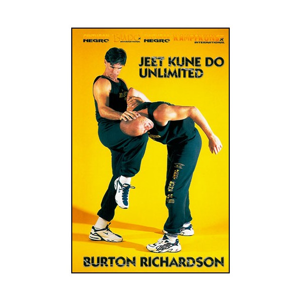 Jeet Kune Do Unlimited - Burton Richardson