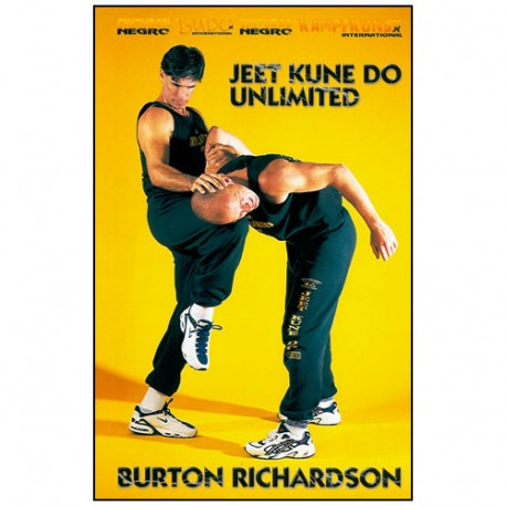 Jeet Kune Do Unlimited - Burton Richardson